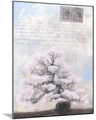 Springtime Memories II-Naomi McCavitt-Mounted Art Print
