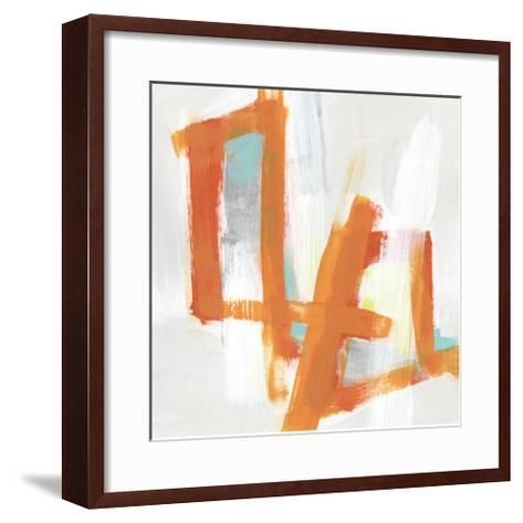 Reverb I-June Vess-Framed Art Print