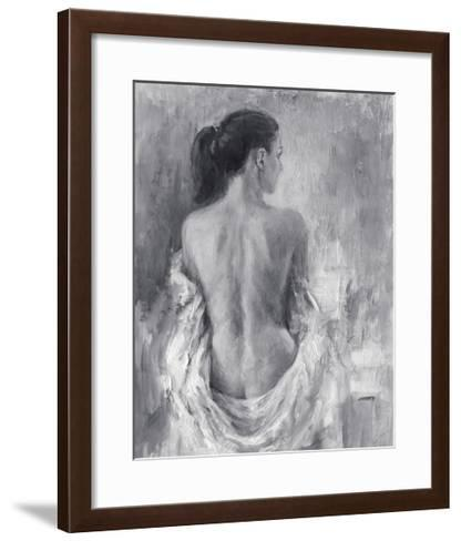 Draped Figure I-Ethan Harper-Framed Art Print