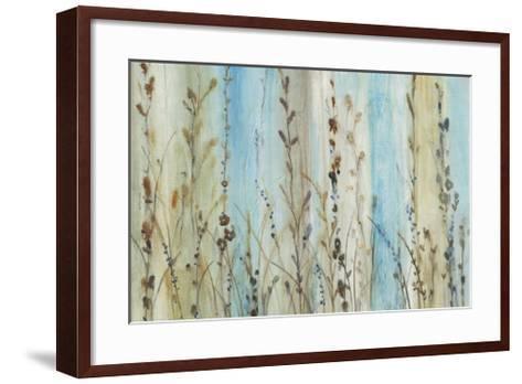 Ombre Floral II-Tim OToole-Framed Art Print