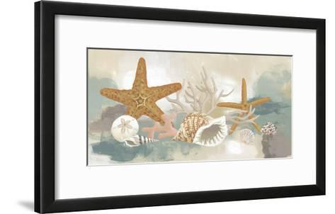 Marine Tableau I-June Vess-Framed Art Print