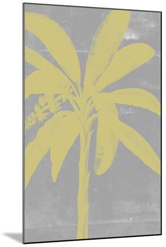 Chromatic Palms III-Jennifer Goldberger-Mounted Giclee Print