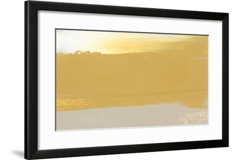 Glide III-Sharon Gordon-Framed Art Print