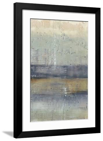 Glimmer I-Jennifer Goldberger-Framed Art Print