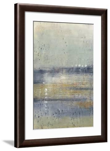 Glimmer II-Jennifer Goldberger-Framed Art Print