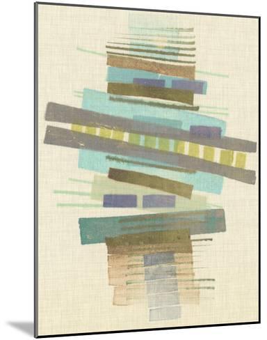 Balancing I-Nikki Galapon-Mounted Giclee Print