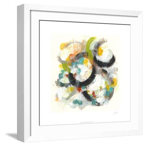Circular Energy II-June Vess-Framed Art Print