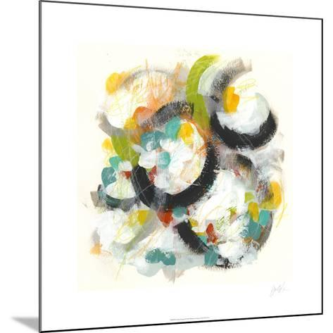 Circular Energy II-June Vess-Mounted Limited Edition