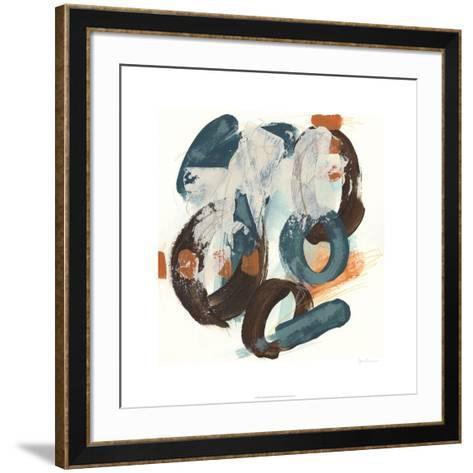 Circular Intent II-June Vess-Framed Art Print