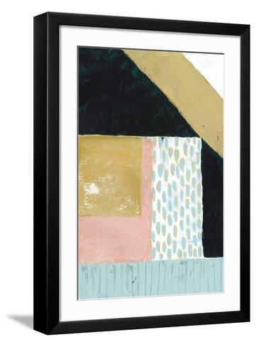 Pastel Julep I-Grace Popp-Framed Art Print
