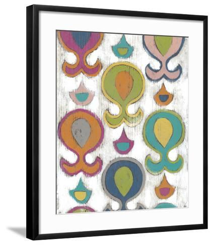 Be Happy II-Chariklia Zarris-Framed Art Print