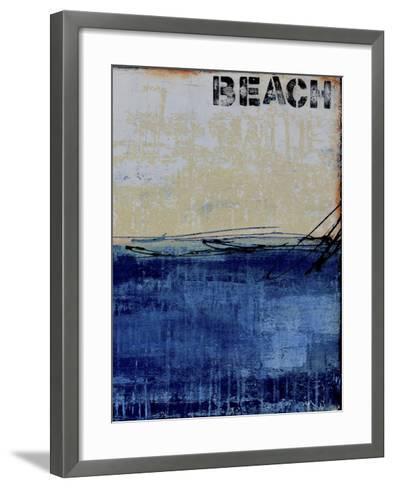 Beach 45 II-Erin Ashley-Framed Art Print
