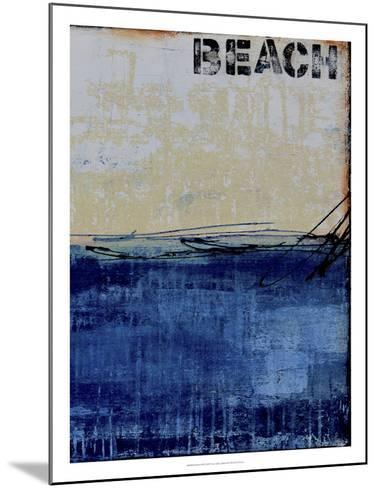Beach 45 II-Erin Ashley-Mounted Art Print