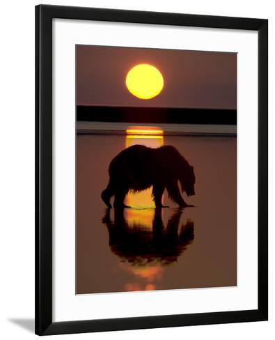 Bears at Play I-PHBurchett-Framed Art Print