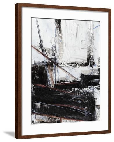 Cloud to Ground I-Ethan Harper-Framed Art Print