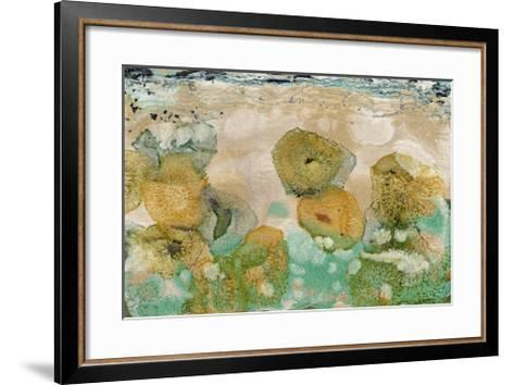 Beneath the Waves I-Alicia Ludwig-Framed Art Print