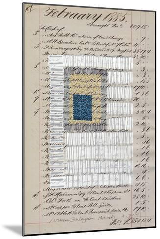 Journal Sketches XIV-Nikki Galapon-Mounted Limited Edition