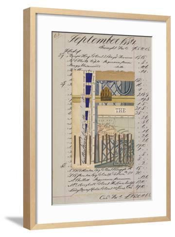 Journal Sketches XVI-Nikki Galapon-Framed Art Print