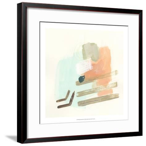 Key Note Shuffle I-June Vess-Framed Art Print