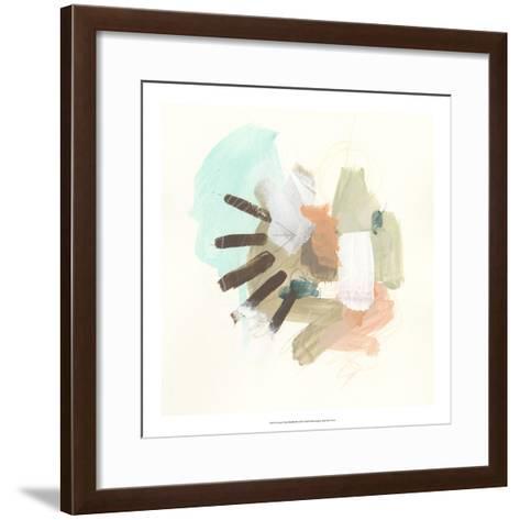 Key Note Shuffle III-June Vess-Framed Art Print