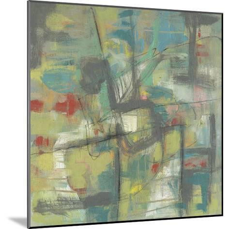 Kinetic Pastel II-Jennifer Goldberger-Mounted Limited Edition