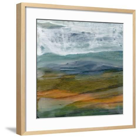 Misty Mountain I-Alicia Ludwig-Framed Art Print