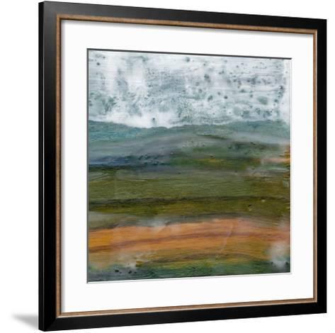 Misty Mountain II-Alicia Ludwig-Framed Art Print