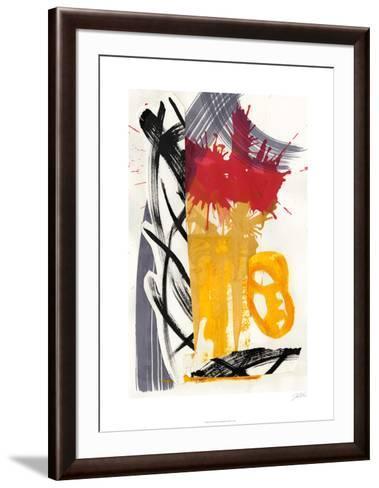 Haiku III-Jodi Fuchs-Framed Art Print
