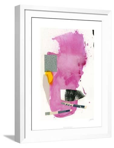 Haiku V-Jodi Fuchs-Framed Art Print