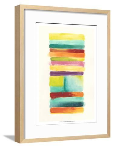 Layer Cake II-June Vess-Framed Art Print