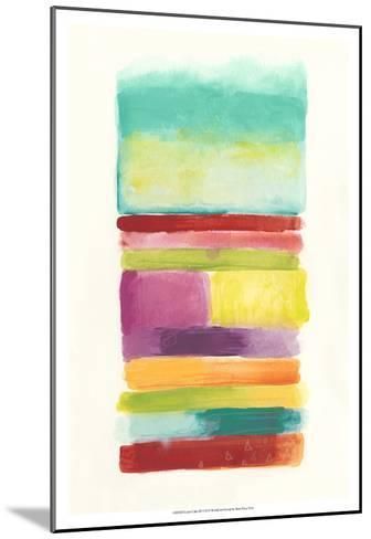 Layer Cake III-June Vess-Mounted Art Print