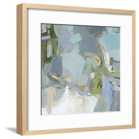 Moonlight-Christina Long-Framed Art Print