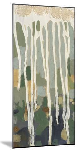 Mosaic Treeline I-Jennifer Goldberger-Mounted Limited Edition