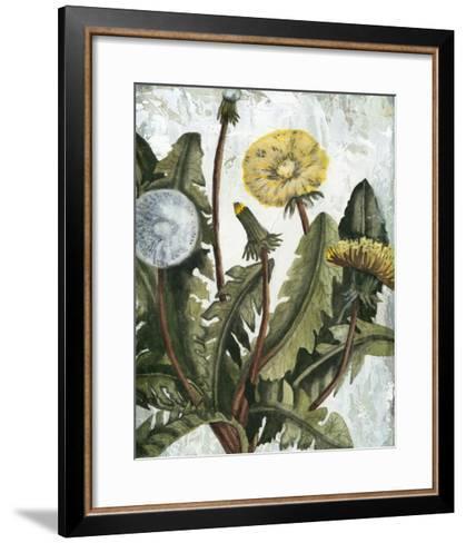 Dandelion Patina I-Naomi McCavitt-Framed Art Print