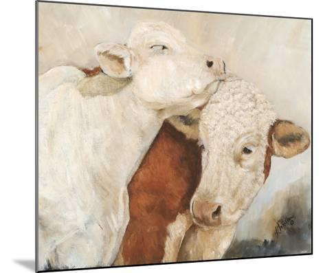 My Place or Yours II-Kathy Winkler-Mounted Art Print