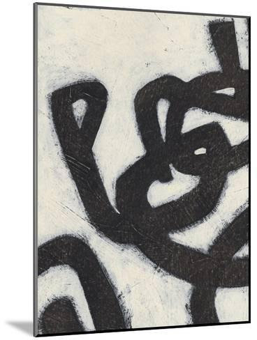 Symbiotic I-June Vess-Mounted Art Print