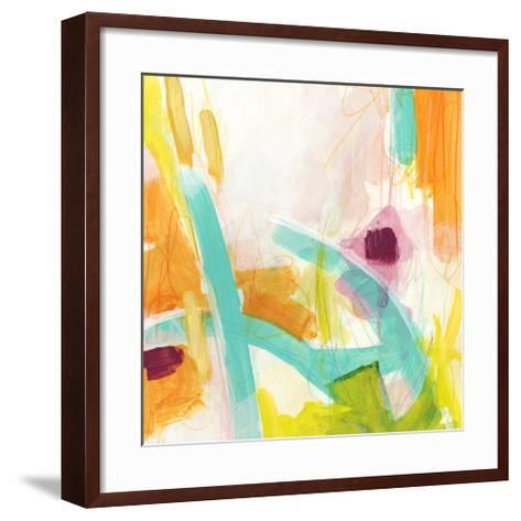 Tangerine Dream I-June Vess-Framed Art Print
