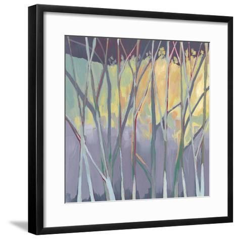 Tangled Twilight II-Grace Popp-Framed Art Print