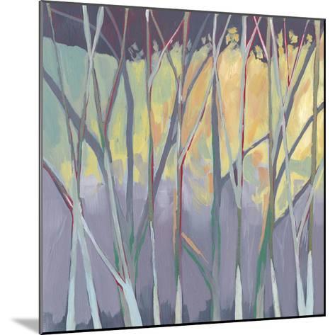Tangled Twilight II-Grace Popp-Mounted Art Print