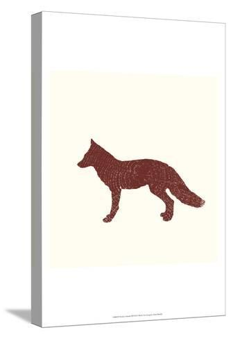 Timber Animals III-Anna Hambly-Stretched Canvas Print