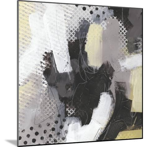 Tonal Gesture III-June Vess-Mounted Art Print