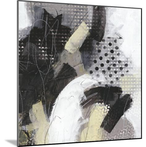 Tonal Gesture IV-June Vess-Mounted Art Print