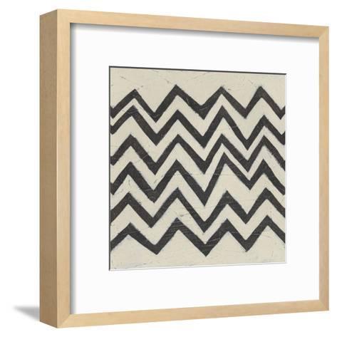 Tribal Patterns IX-June Vess-Framed Art Print