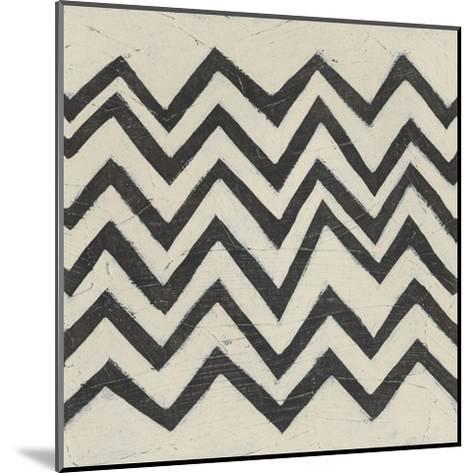 Tribal Patterns IX-June Vess-Mounted Art Print