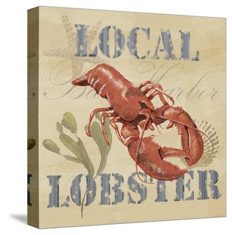 Wild Caught Lobster-Jade Reynolds-Stretched Canvas Print