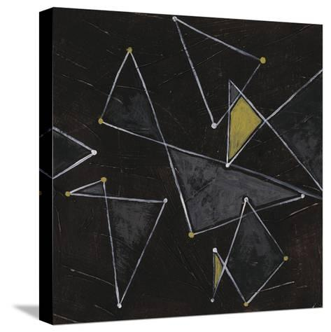 Algorithm I-June Vess-Stretched Canvas Print