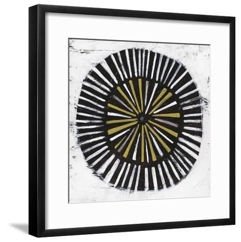 Algorithm II-June Vess-Framed Art Print