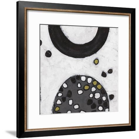 Algorithm IV-June Vess-Framed Art Print