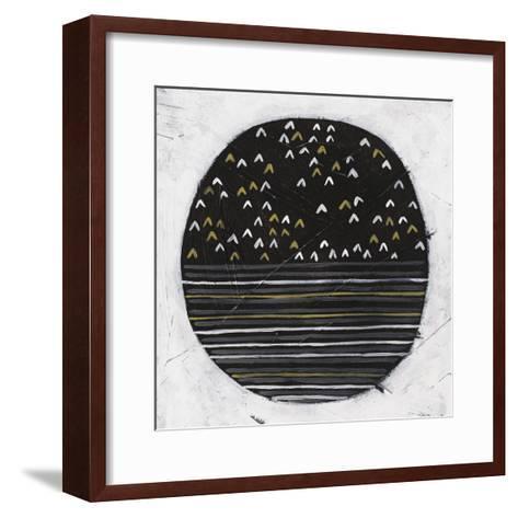 Algorithm VI-June Vess-Framed Art Print