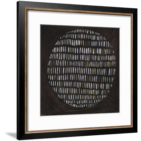 Algorithm XI-June Vess-Framed Art Print